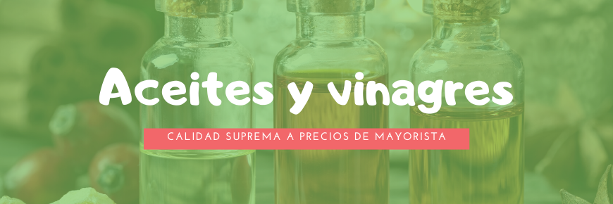 Aceite y vinagre en tu casa en 24horas - Verdunavar.com