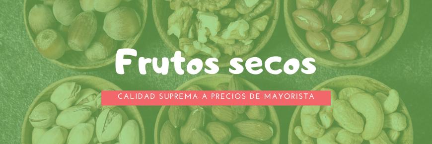 Frutos secos en Pamplona - Verdunavar.com