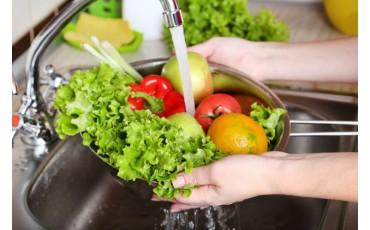 Como lavar la fruta y la verdura frente al Covid19